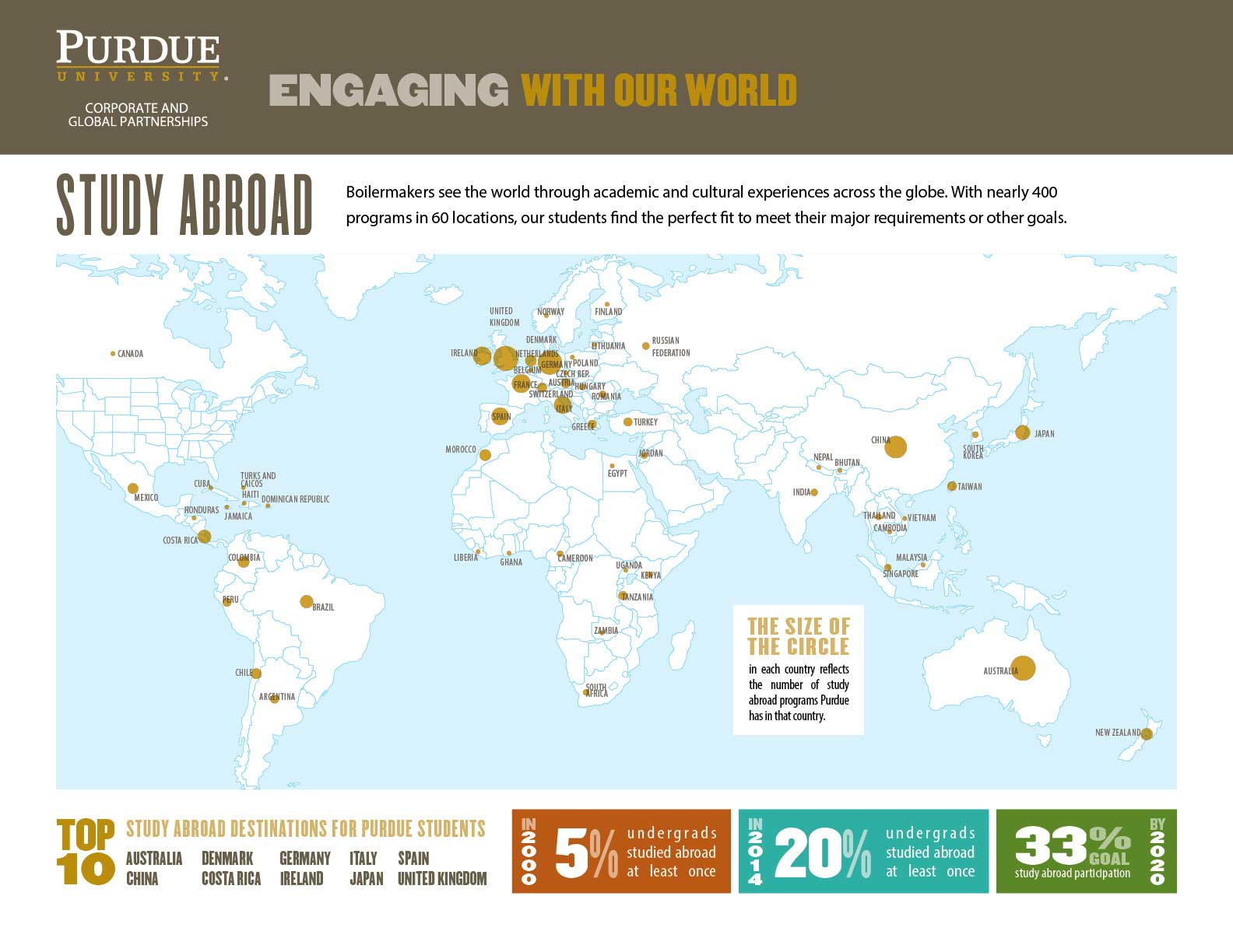 Study abroad map office of corporate and global partnerships study abroad map gumiabroncs Gallery